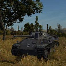 World of Tanks Deutscher Panzer