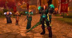 World of Warcraft Blutelfen