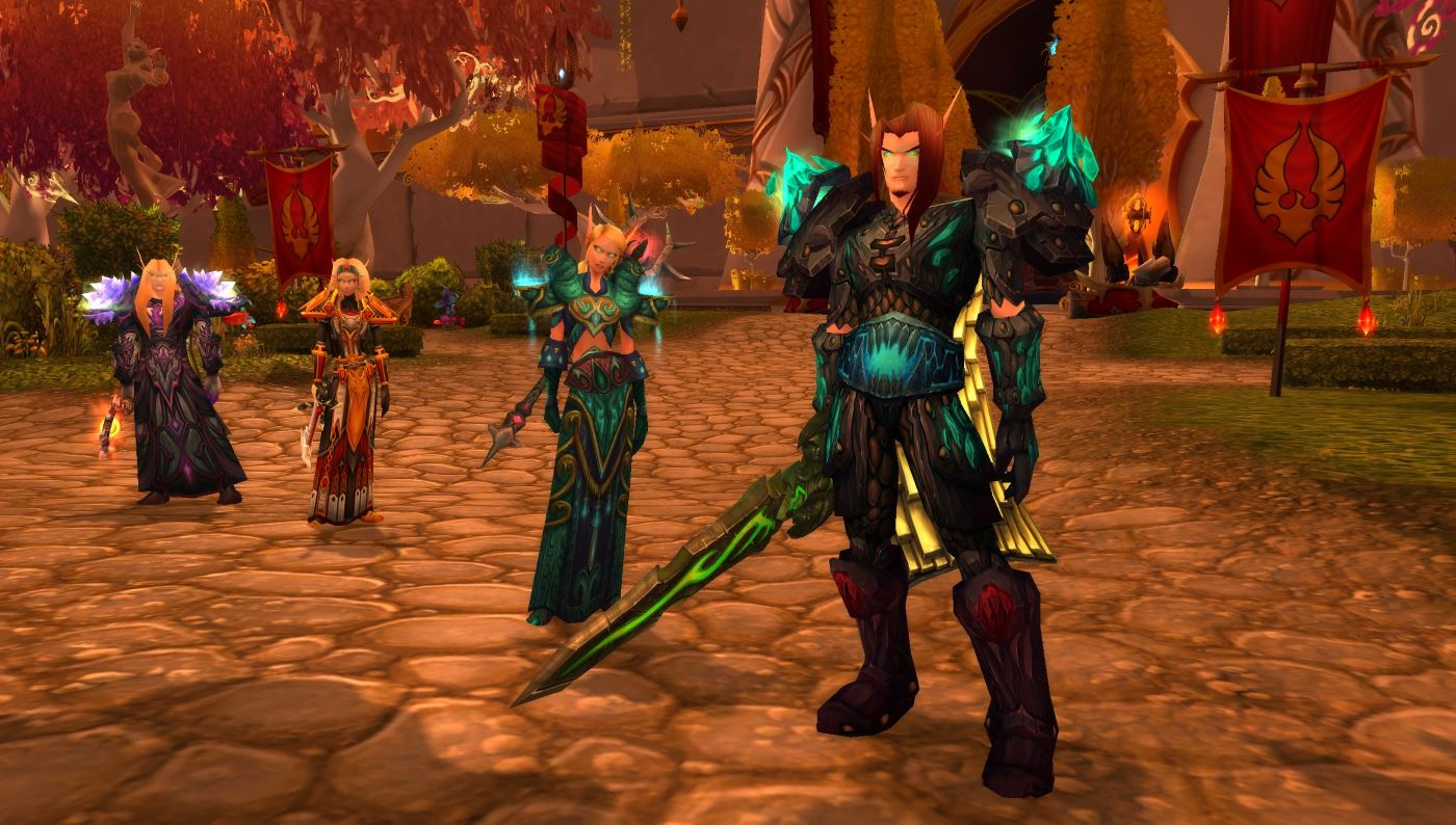 World of Warcraft: Die neuen Blutelfen-Modelle sind da