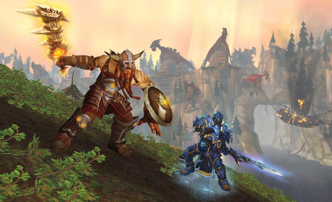 World of Warcraft: Spielerzahlen bei WoW auf tiefstem Stand seit acht Jahren