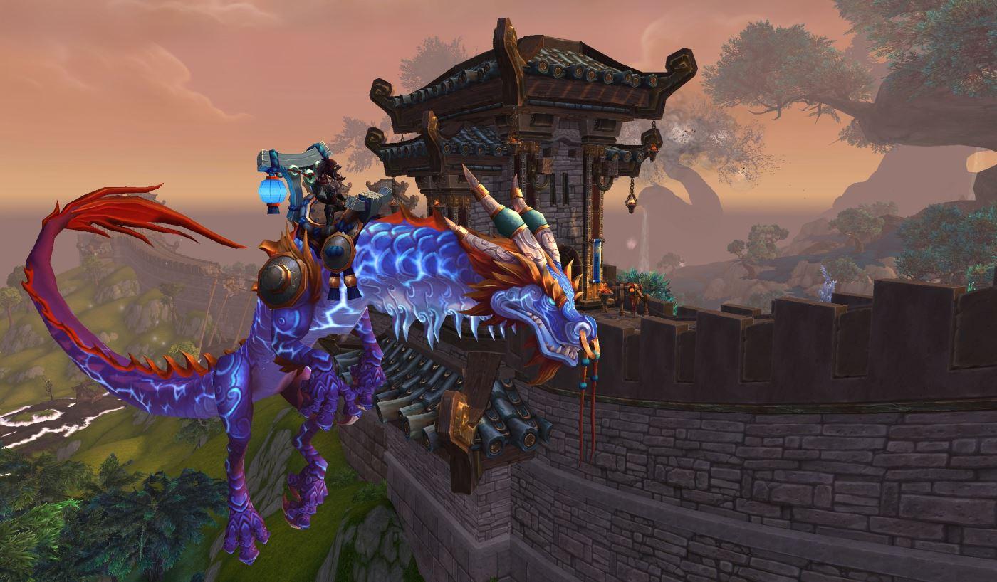 World of Warcraft: 7 neue Rare-Spawn-Mounts kommen mit Warlords of Draenor