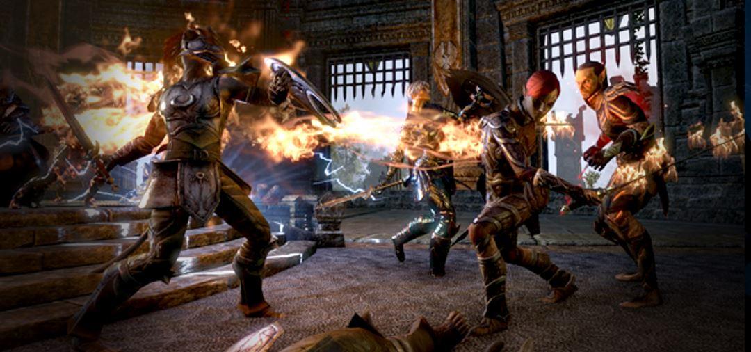 The Elder Scrolls Online: Grafisch verbesserte Version für PS4 Pro