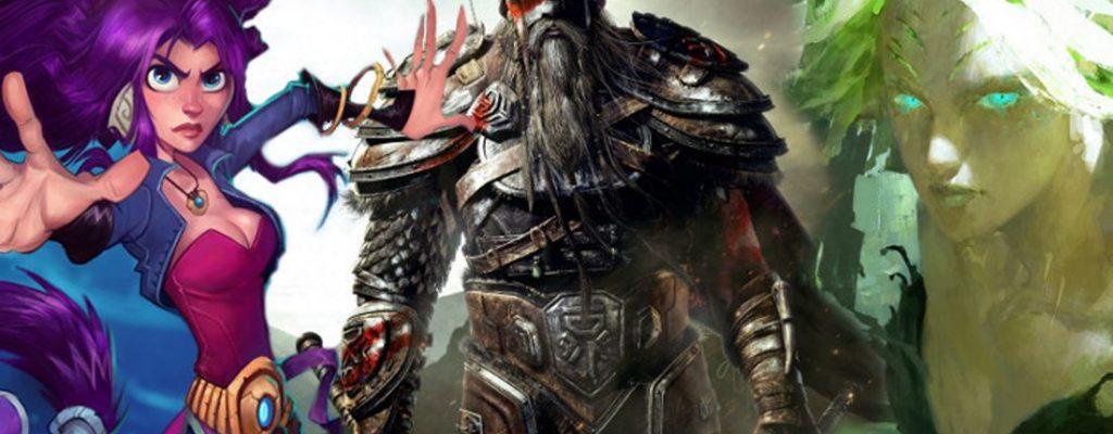 Ausgehypet: The Elder Scrolls Online und WildStar verlieren Schwung