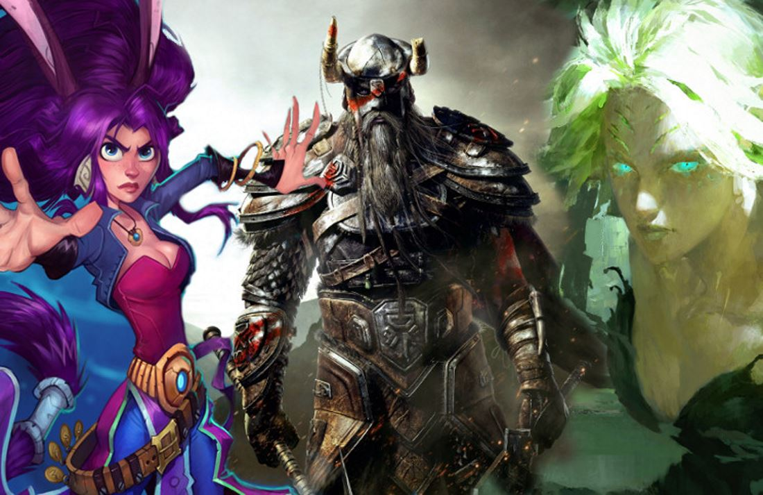 WildStar - TESO - Guild Wars 2