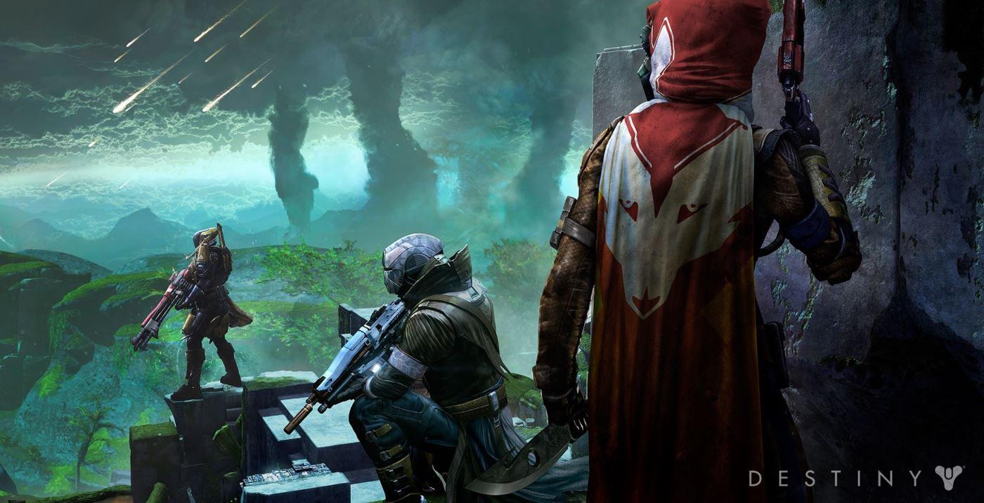 """Destiny: Plant Bungie ein """"neues Projekt"""" neben dem Shooter? Ein RPG?"""