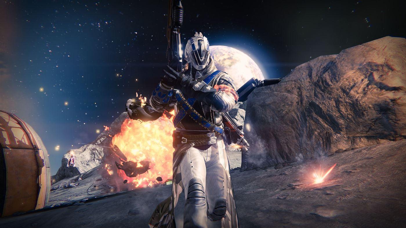 Destiny: Die Raketenwerfer von Dunkelheit lauert im Fokus – Was können Drachenatem und Crotas Hunger?