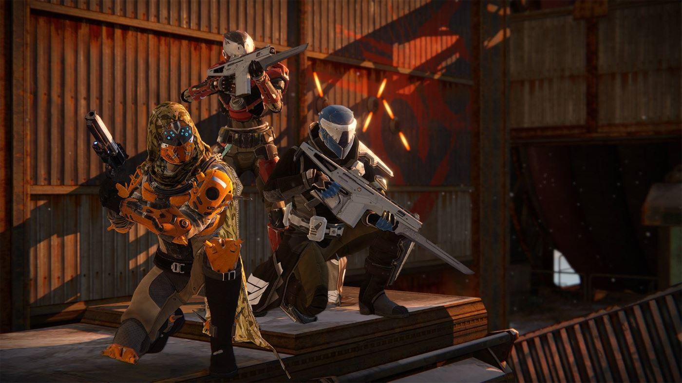 Destiny Iron Banner: Neue legendäre Gegenstände für PvPler *Update*