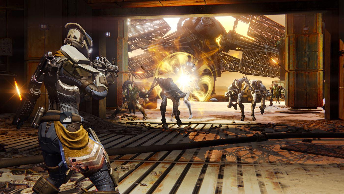 Destiny: Auf der Suche nach Destiny's Next Top-Farm-Spot