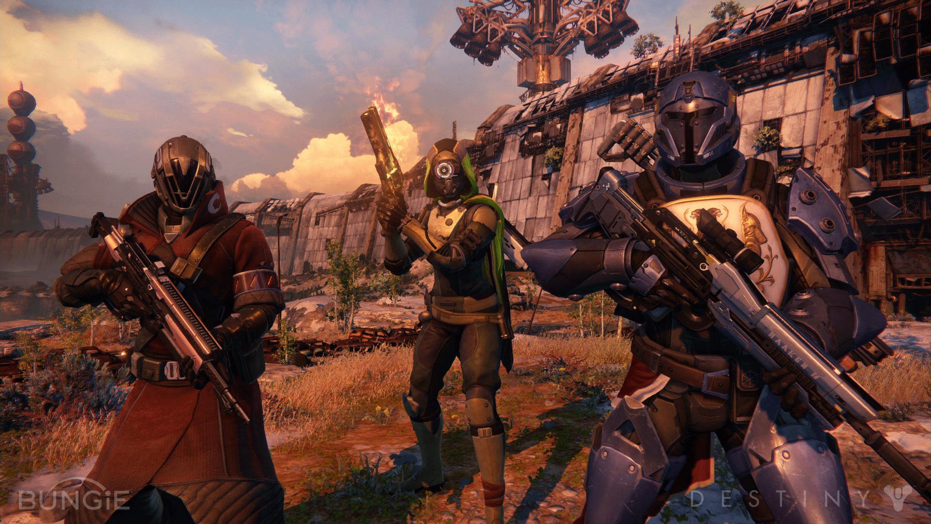 Destiny Klassen: Titan, Jäger, Warlock – kurzer Klassen-Guide