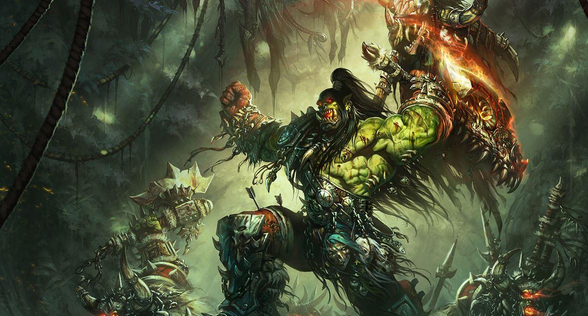 World of Warcraft: Wie entsteht eigentlich ein 3-Meter Grommash, der dir ins Gesicht schreit?