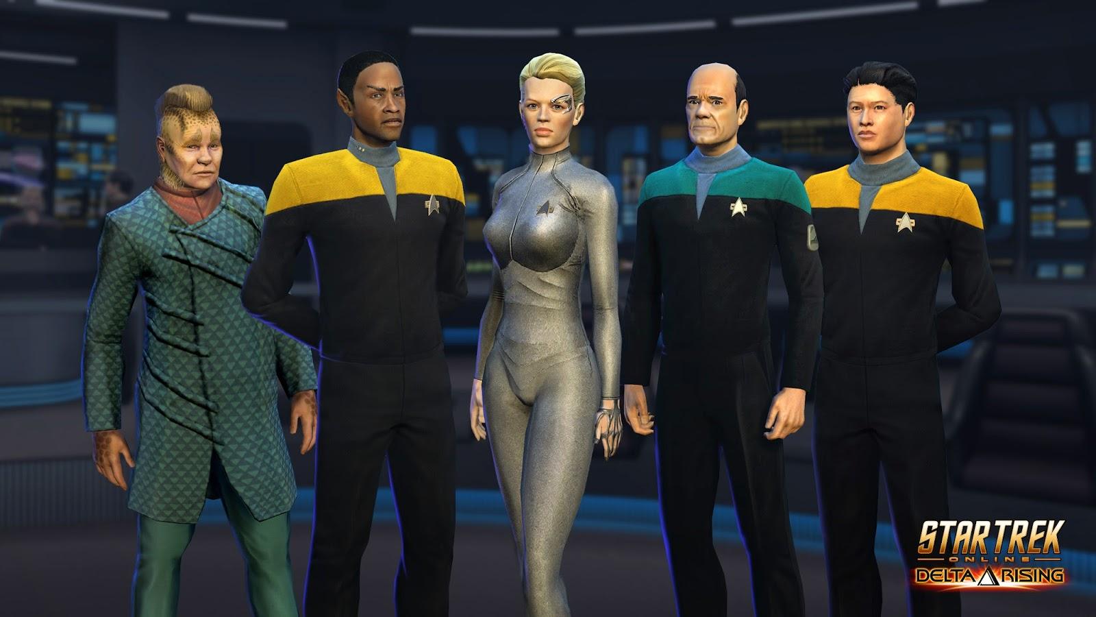 Star Trek Online setzt voll auf Voyager-Nostalgie – Klappt das?