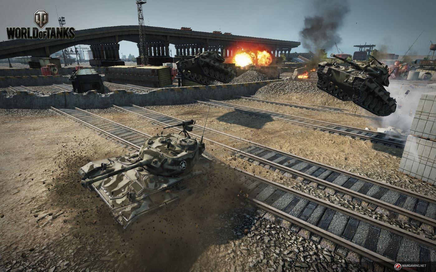 World of Tanks wie Mario Kart – die Panzerrally kommt