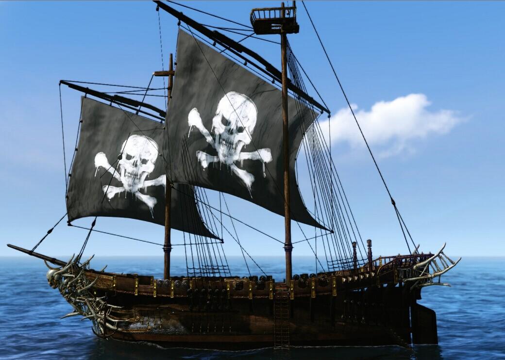 ArcheAge: Erste Black Pearl im Westen gebaut, wir interviewen den Kapitän