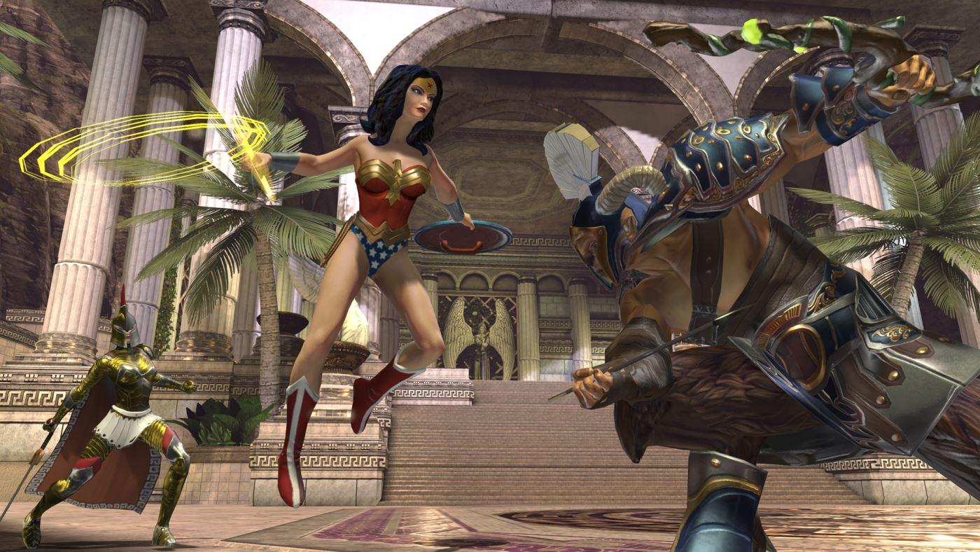 DC Universe Online: Super-Interface für Superhelden