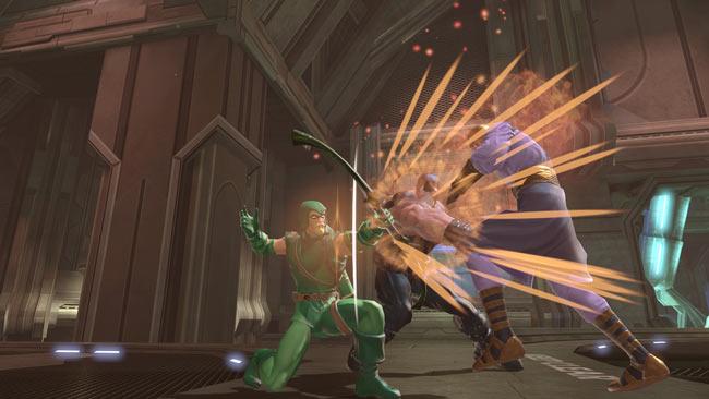 DC Universe Online: Arrow für Legends-PvP freigeschaltet