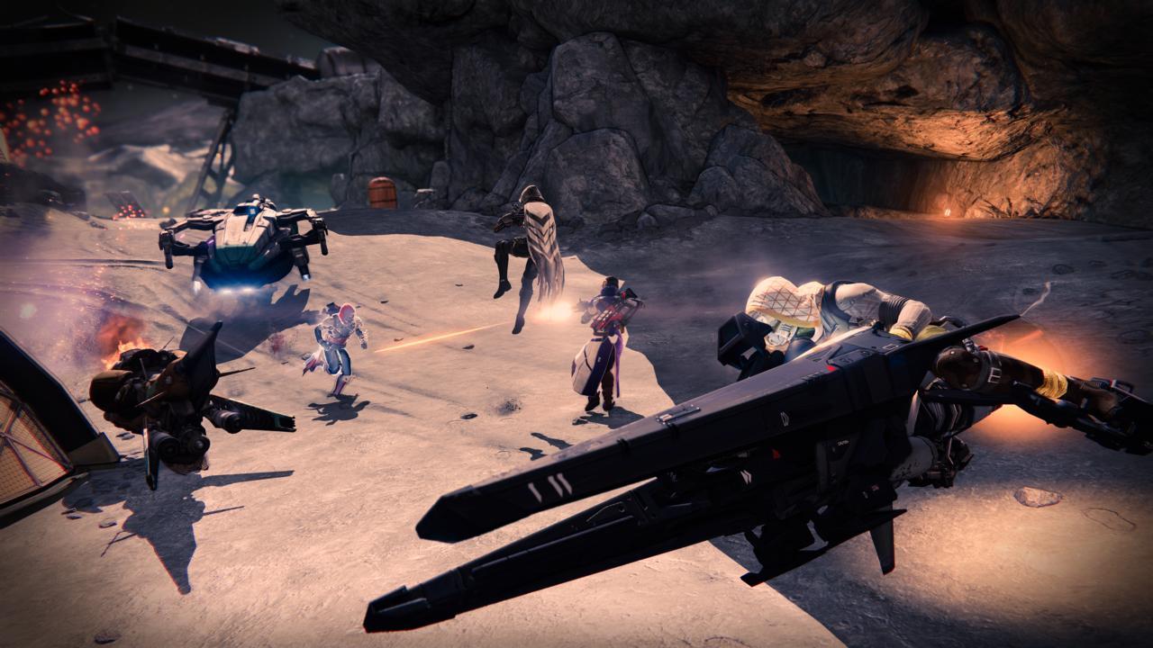 """Destiny: Hinweise auf neuen """"nackten"""" Schmelztiegel-Modus Inferno aufgetaucht"""