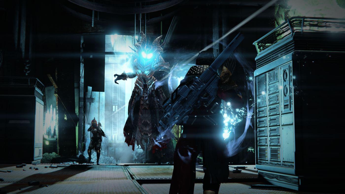 Destiny lockt mit freien legendären Waffen und EXP-Boost