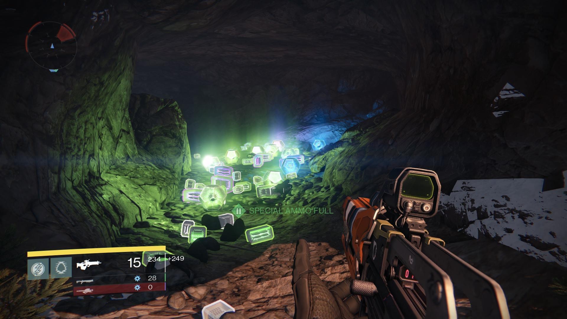 Destiny: Skurril! Bungie versteckt Easter-Egg in der Loot-Cave