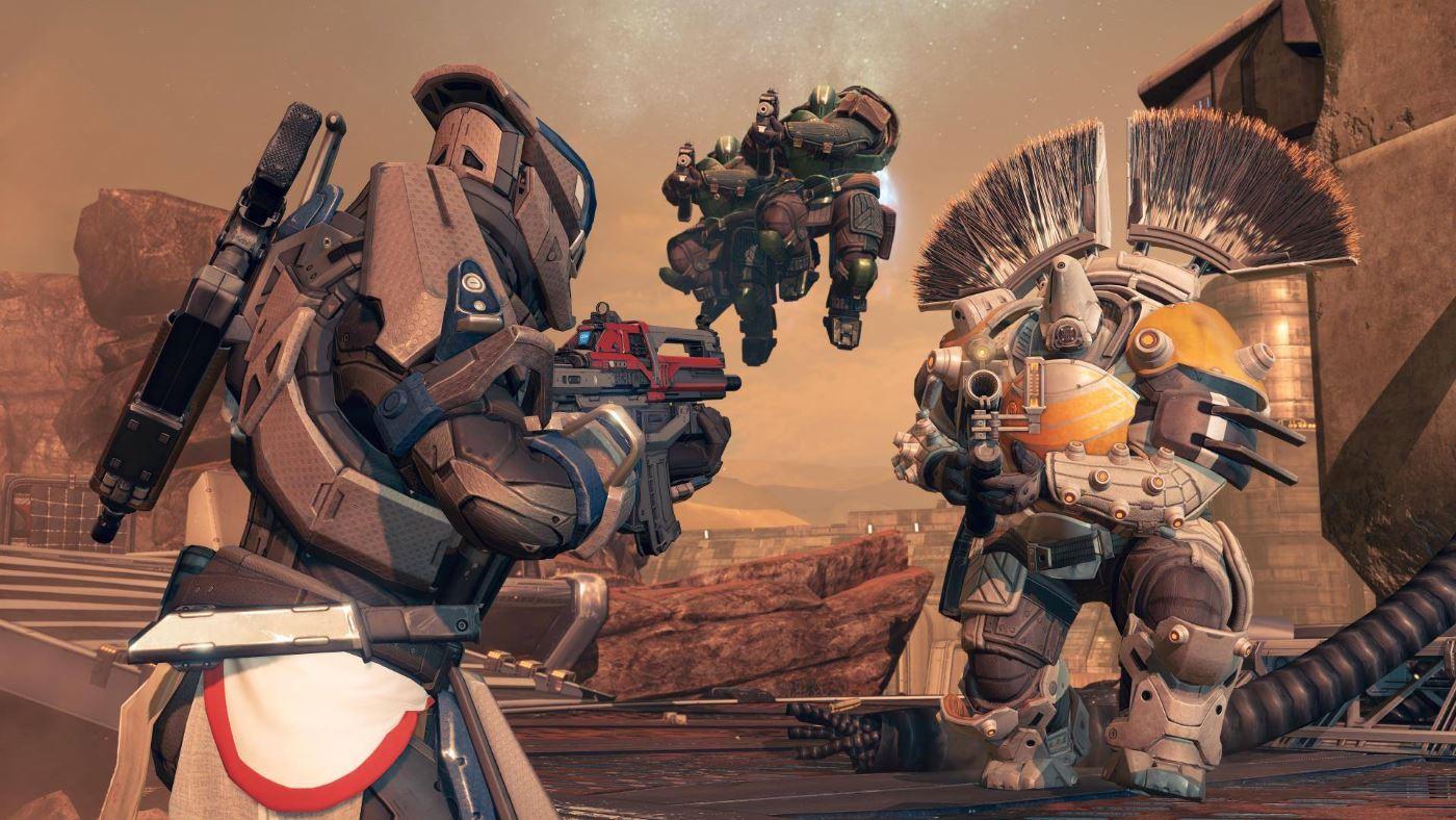 Destiny Farmspot: Trend geht zu einem Kran auf dem Rocketyard