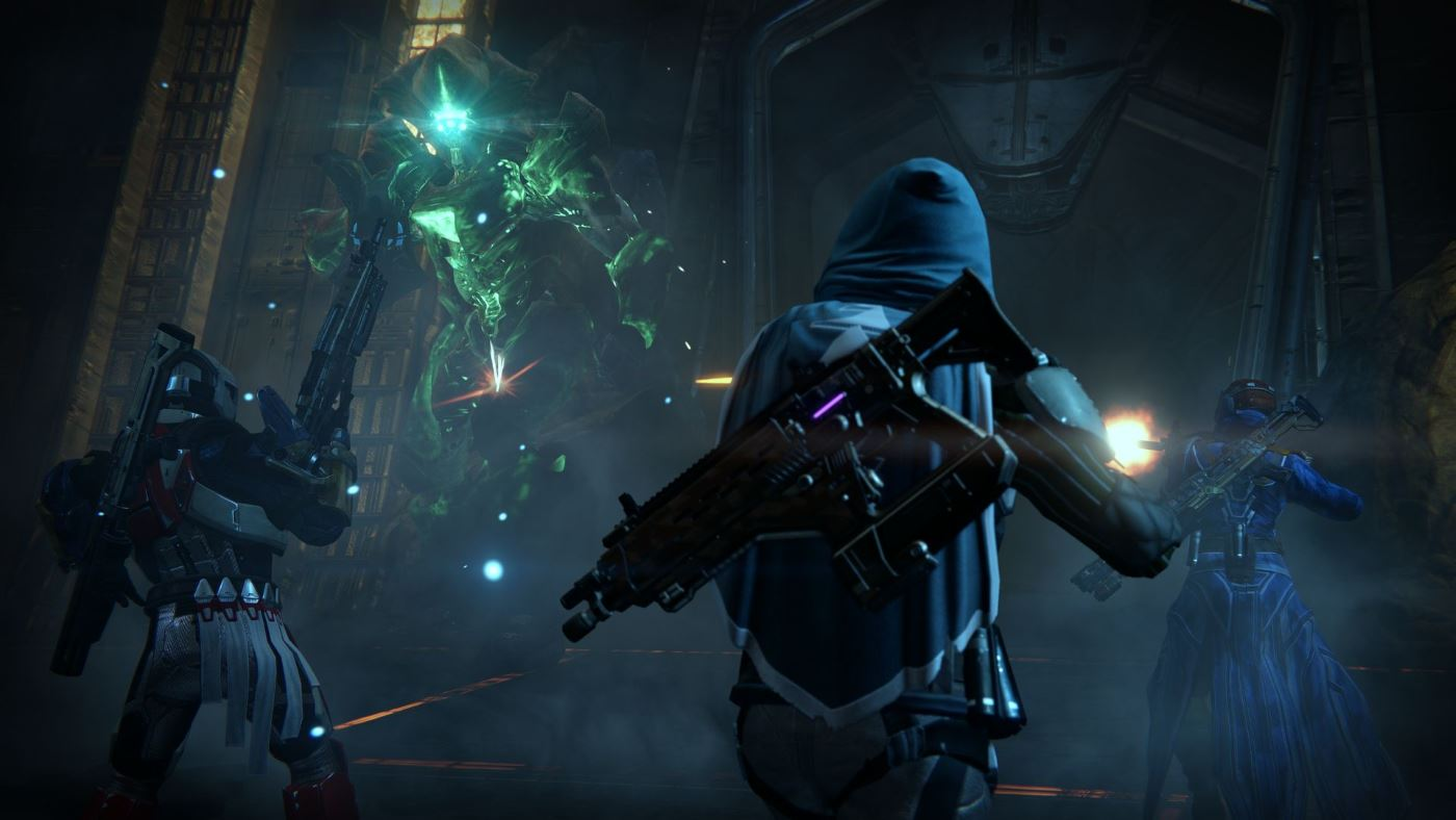 Destiny: Der Hüter neben dir könnte ein Entwickler sein