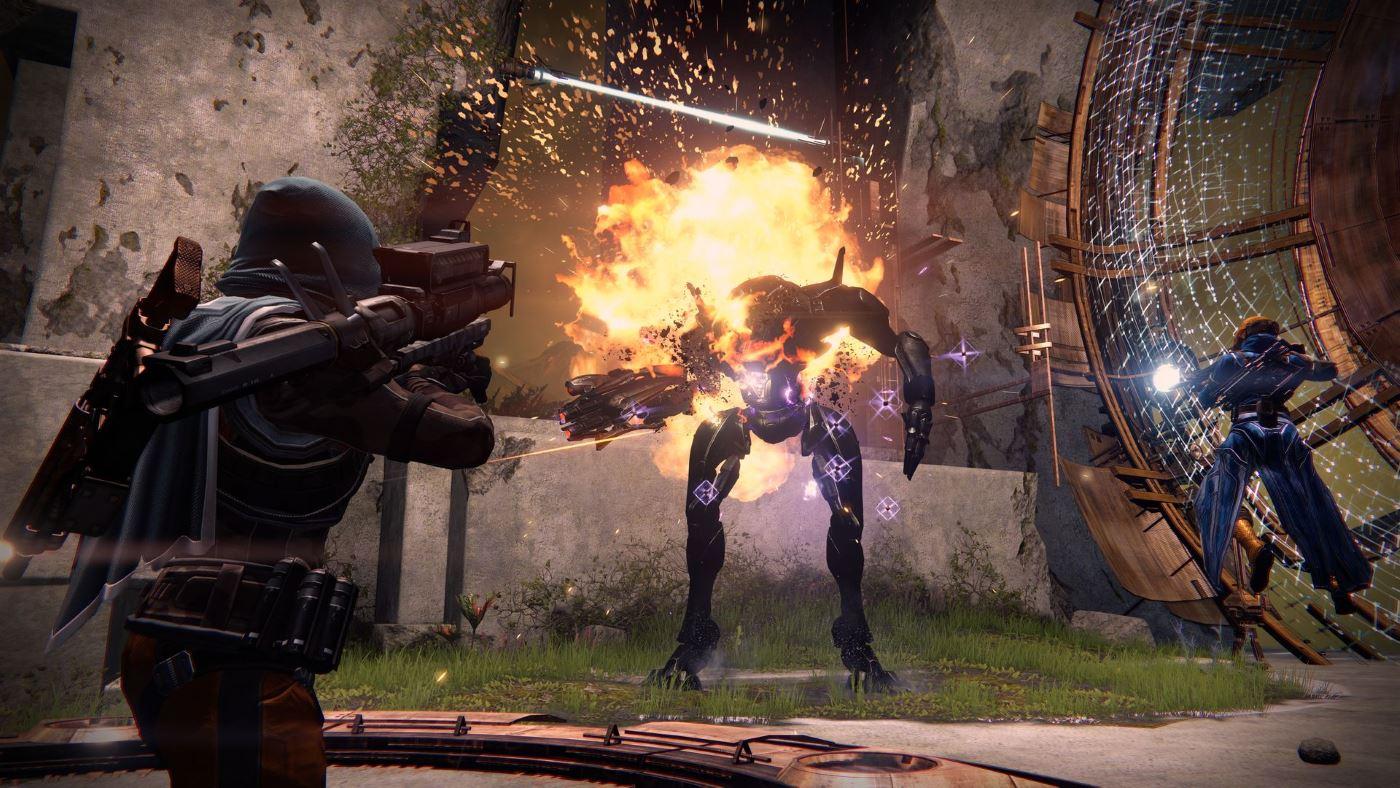 Destiny: So verdammt gut klingen die exotischen Waffen