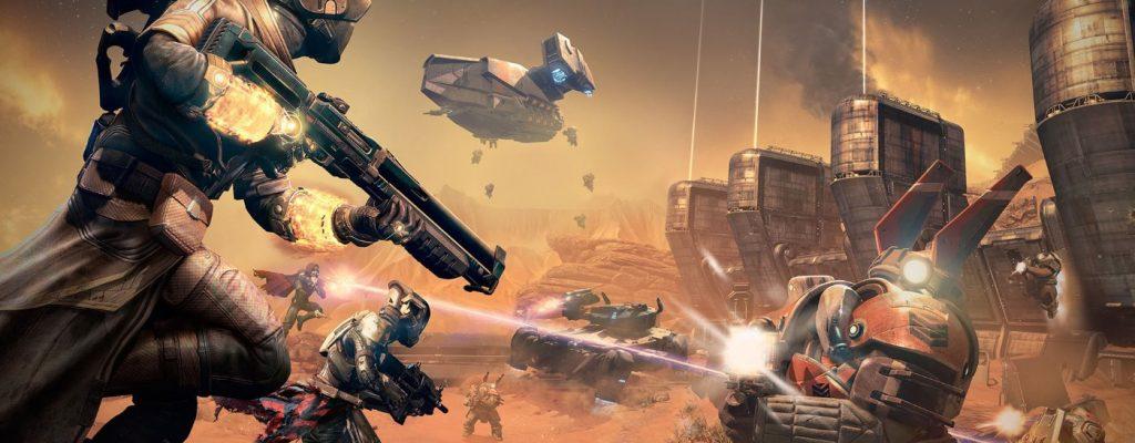 Destiny: Hüter stehen auf Koop, nicht auf PvP