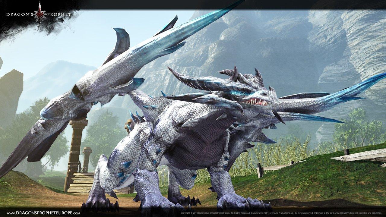 Dragon's Prophet: Heutiger Patch bringt neues Gebiet und höheres Levelcap