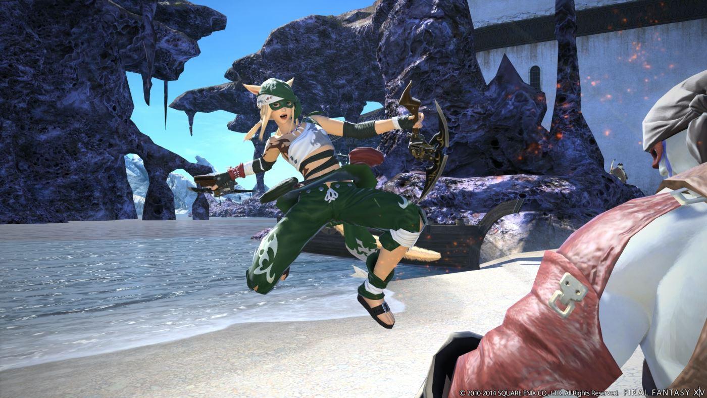 Final Fantasy XIV: 2 neue Hard-Modes, 1 neuer Dungeon mit 2.4