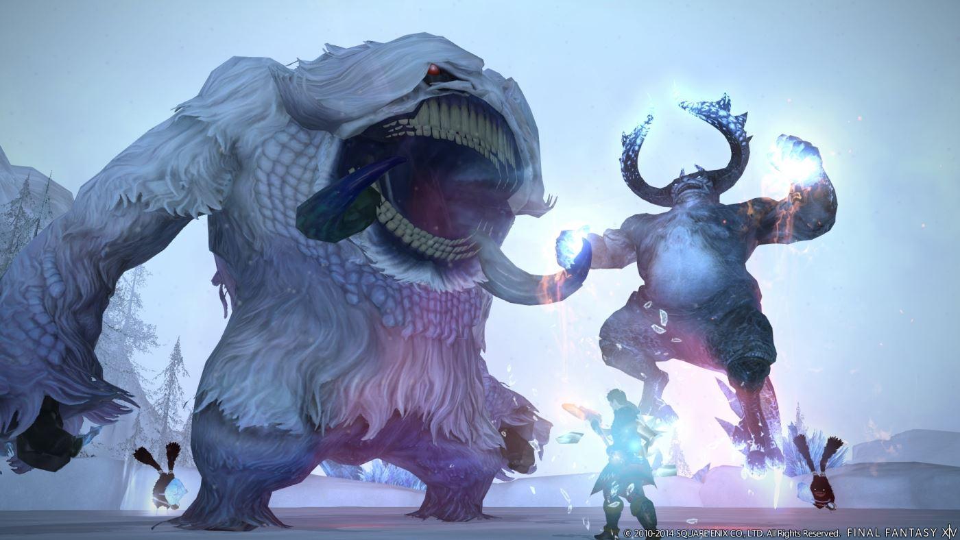 Final Fantasy XIV: Erste Erweiterung Heavensward für Frühling 2015 angekündigt (mit Trailer)
