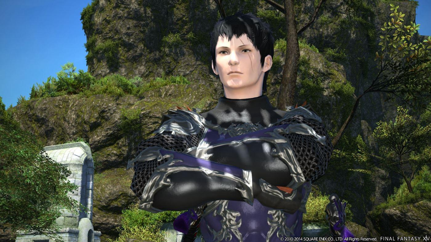 Final Fantasy XIV: Dark Knight könnte ein neuer Job werden
