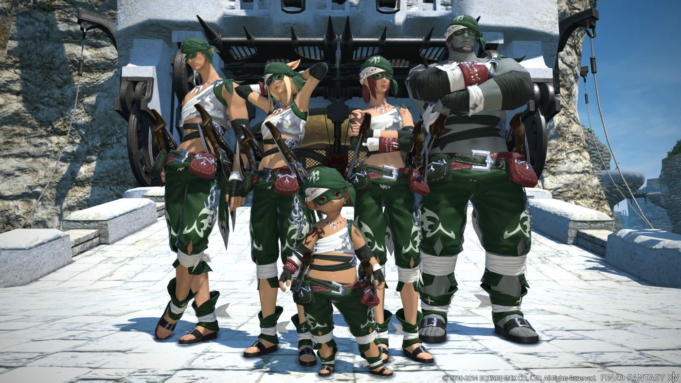Final Fantasy XIV: Samurai-Seifenblase platzt