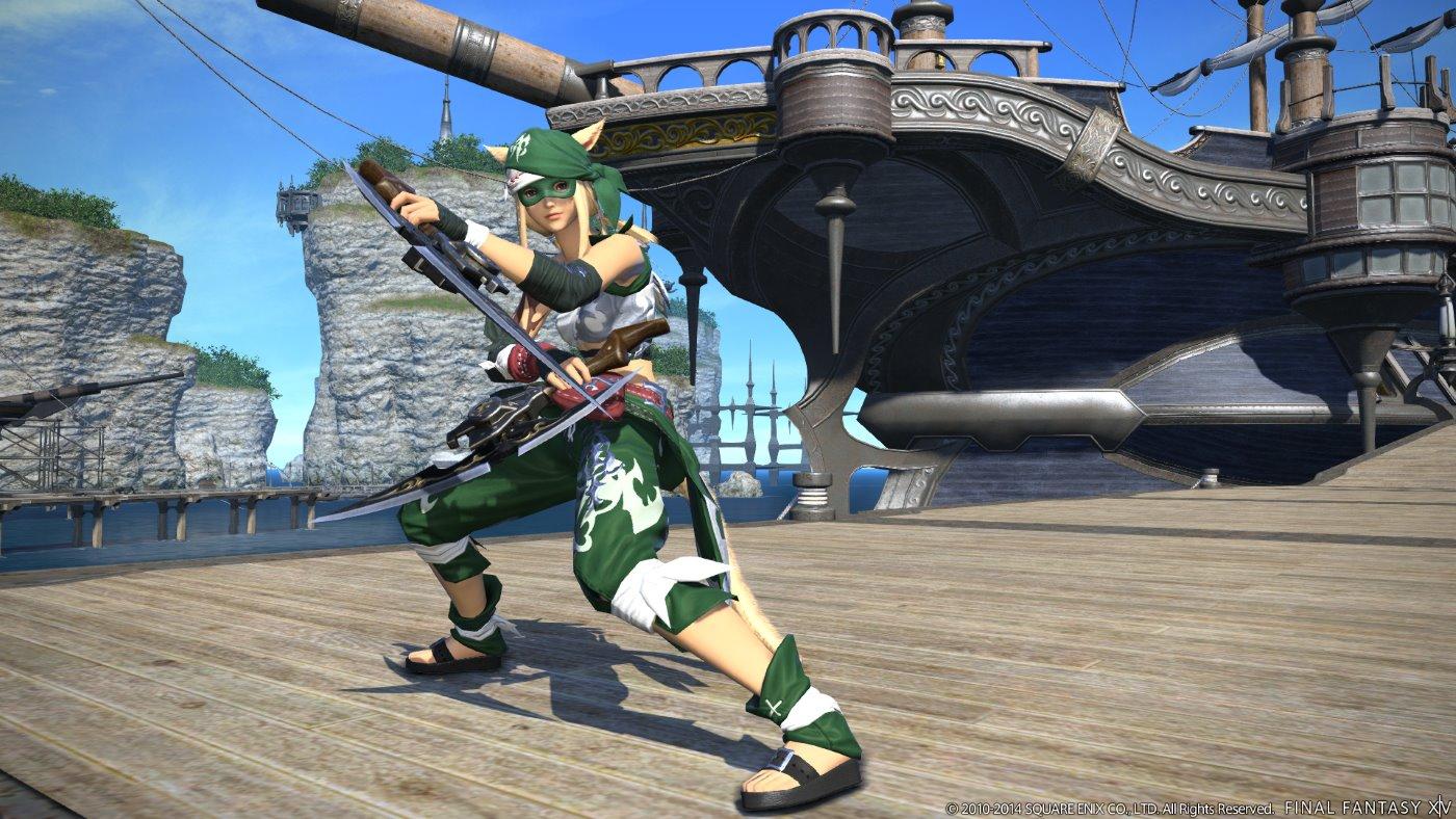 Final Fantasy XIV: Imposanter Trailer stellt Inhaltspatch 2.4 vor
