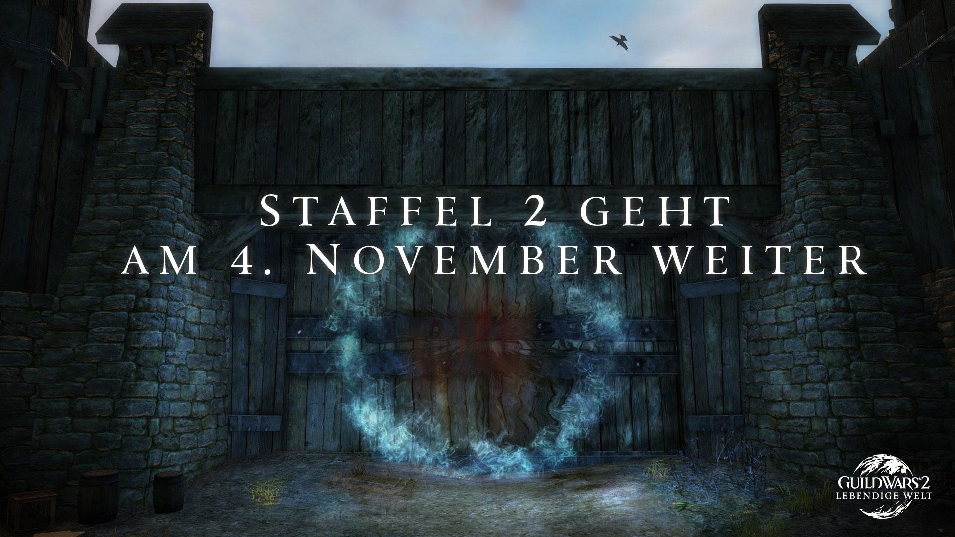Guild Wars 2: Lebendige Welt geht am 4. November weiter