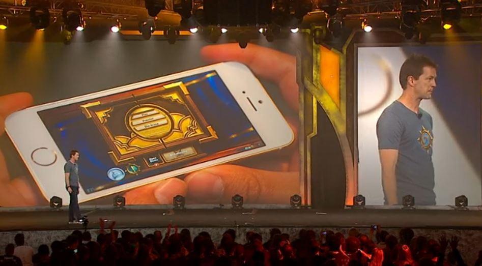 Hearthstone: Kein Release auf iPhone und Android-Phones vor 2015