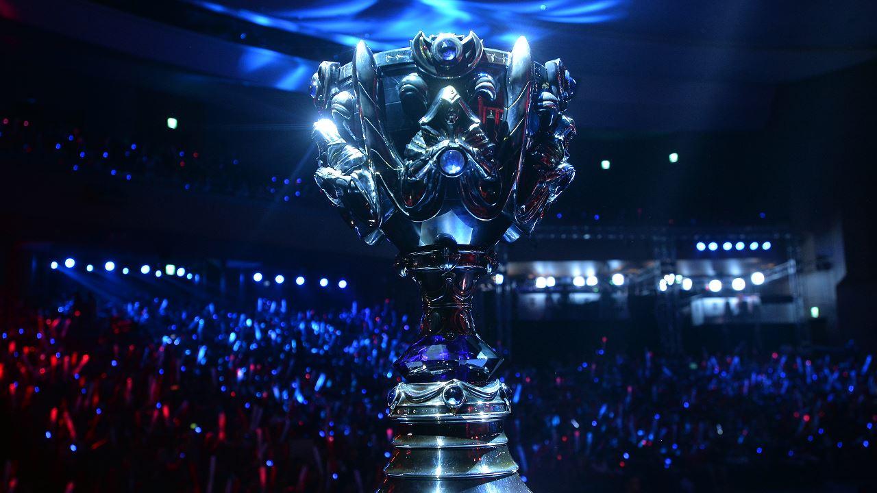 Das League of Legends Finale steht fest