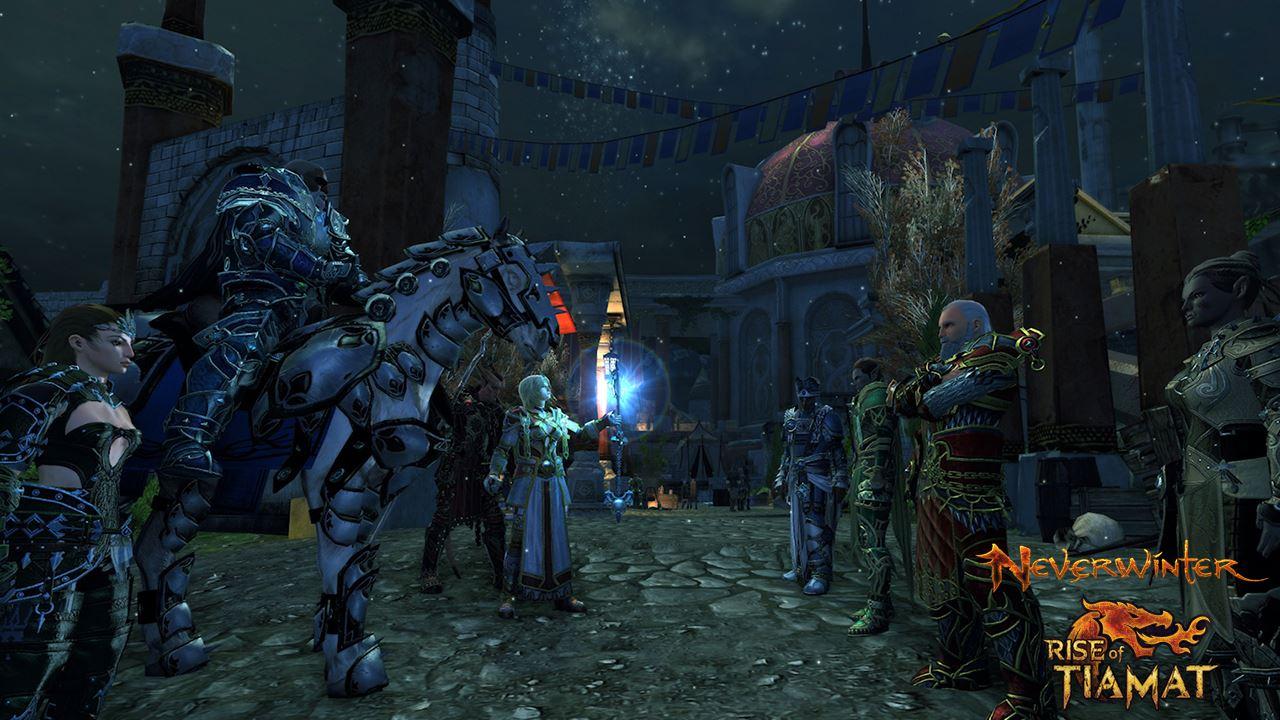 Neverwinter Online: Rise of Tiamat stärkt Dungeons&Dragons-Wurzeln