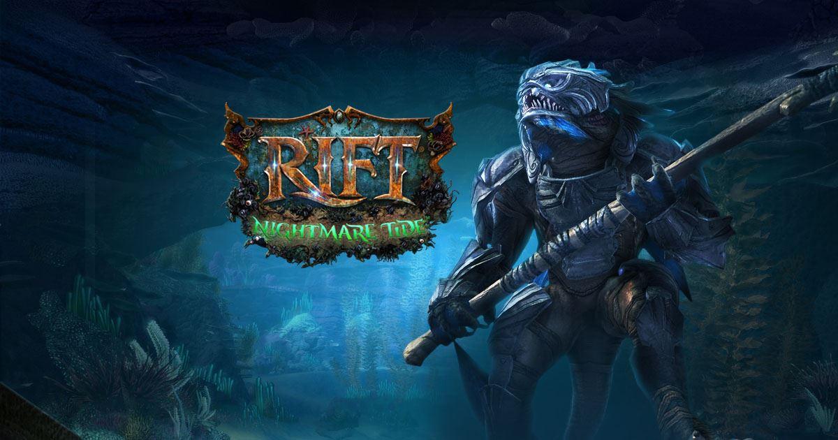 """Rift: 1 Woche Open-Beta für Erweiterung """"Nightmare Tide"""""""