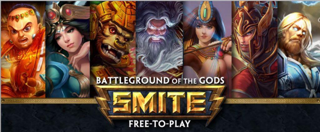 SMITE Free-to-Play
