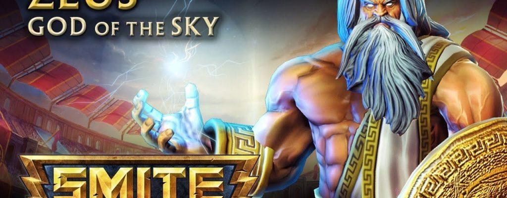 SMITE-Gewinnspiel: Gewinnt Zeus als spielbaren Gott!
