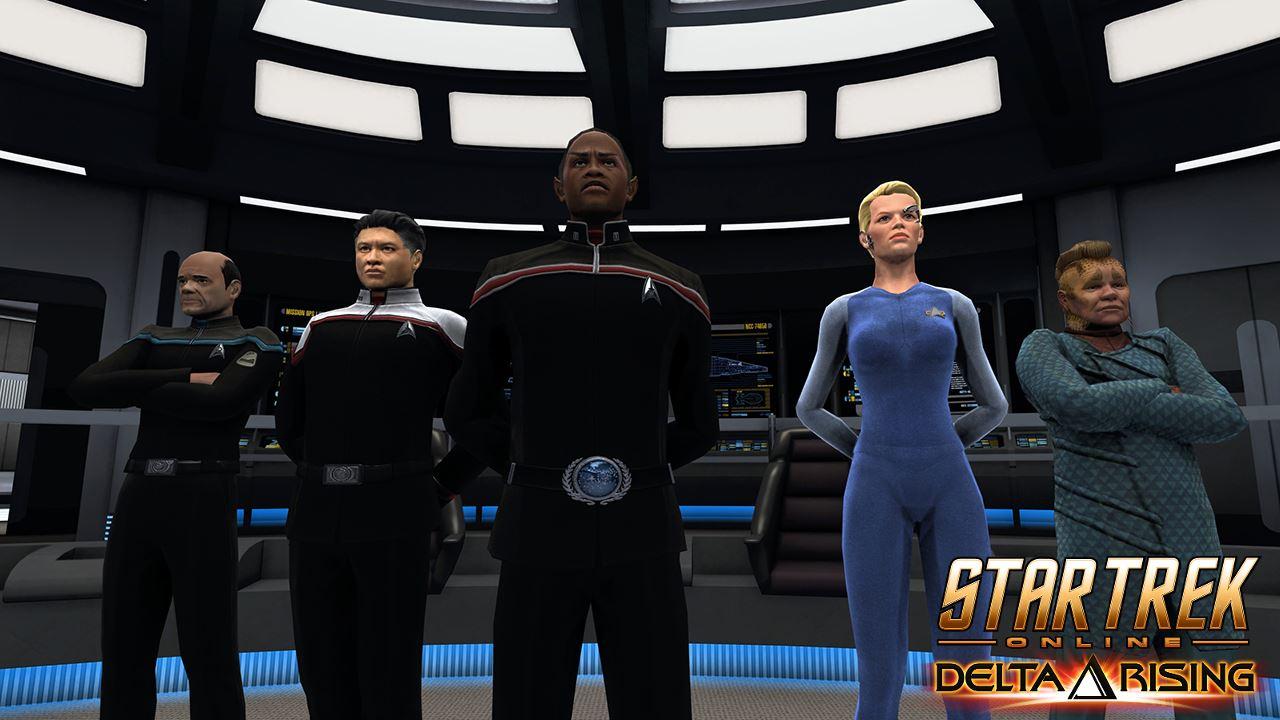 Star Trek Online: Erweiterung ist raus, Free2Play-MMO lockt mit Delta-Flyer
