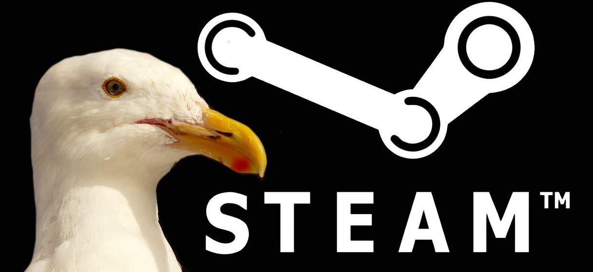 Mecker Mittwoch: Steam hat nen Vogel