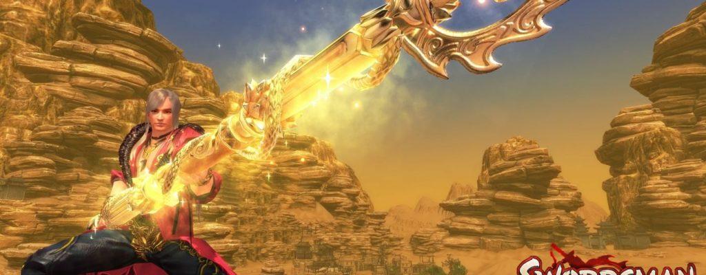 Swordsman Online: Erweiterung des F2P-MMO soll in die Wüste Gobi führen