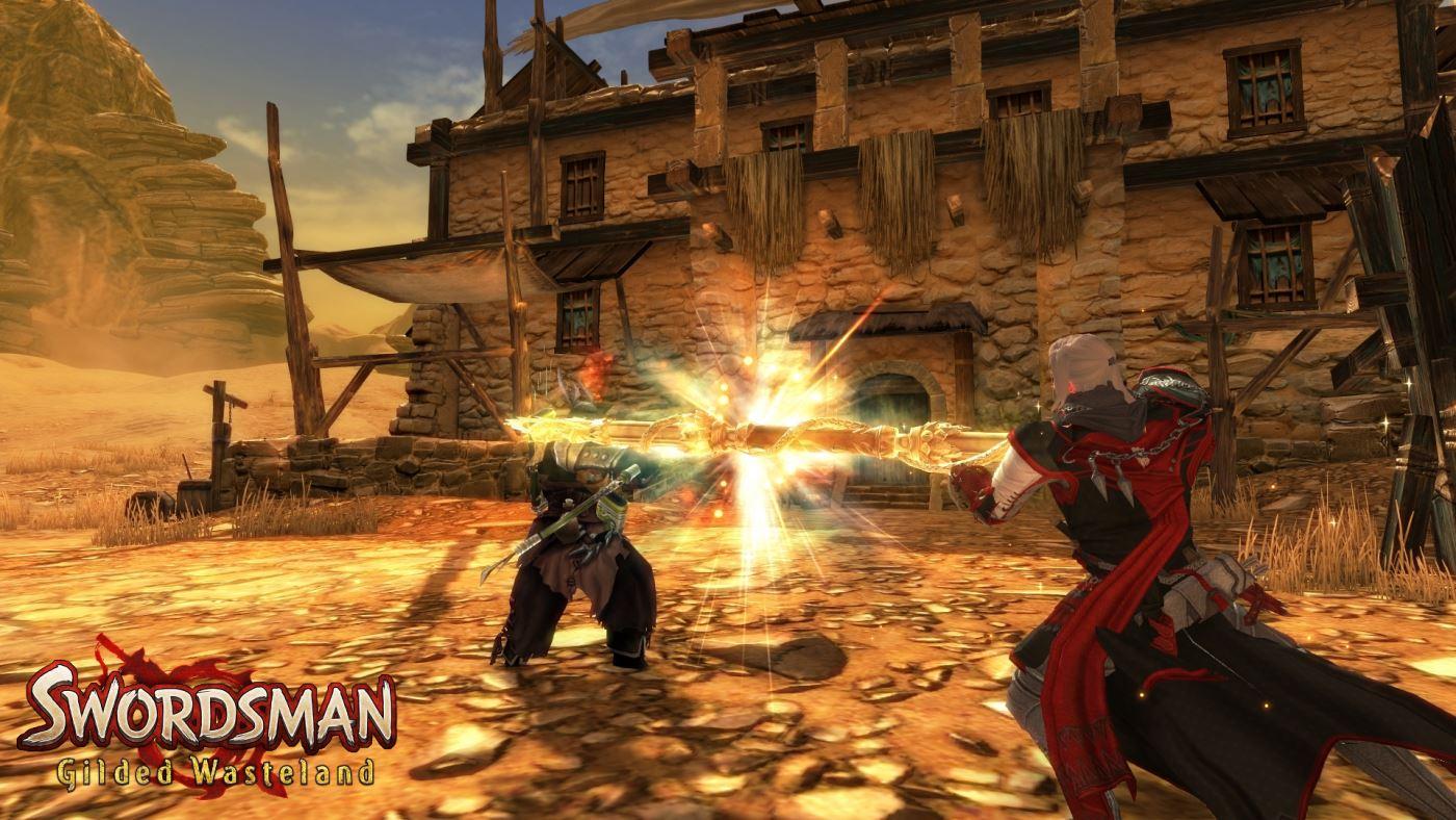 """Free2Play-MMO Swordsman: Am 23. Oktober kommt Erweiterung """"Gilded Wasteland"""""""
