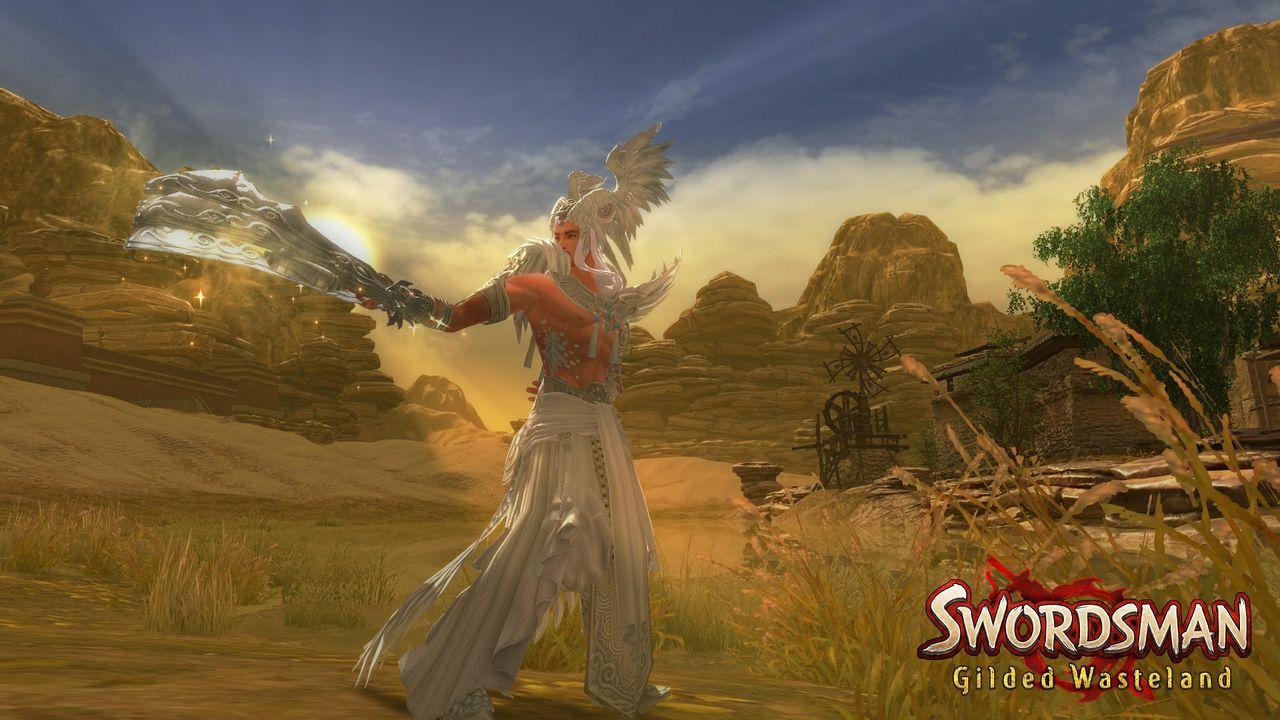 Die Erweiterung für Swordsman Online ist draußen