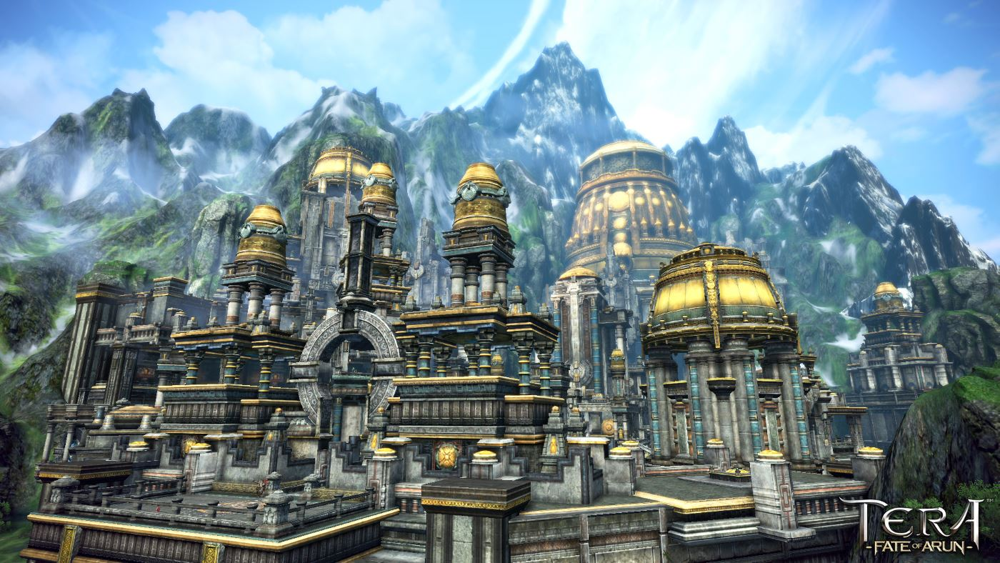 """TERA: Riesige Erweiterung """"Fate of Arun"""" rückt näher"""