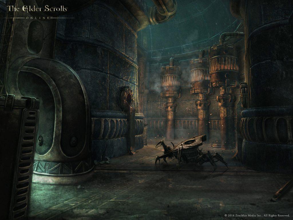 The-Elder-Scrolls-Online-Dwemer