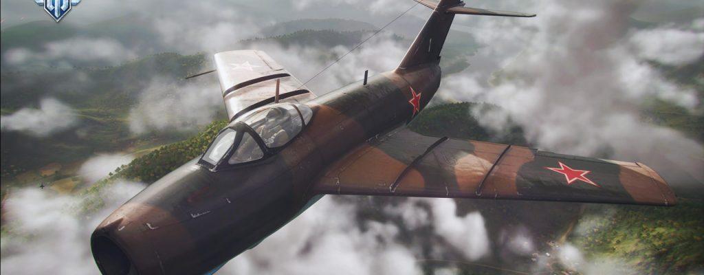 World of Warplanes: Die MiGs kommen mit 1.6