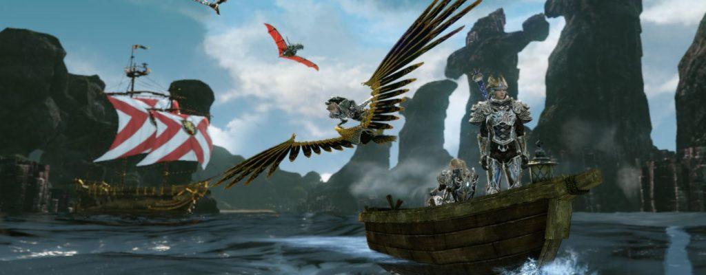 ArcheAge: Patron-Status wird noch attraktiver, Pegasus, neues Event, bessere Vorratskisten kommen