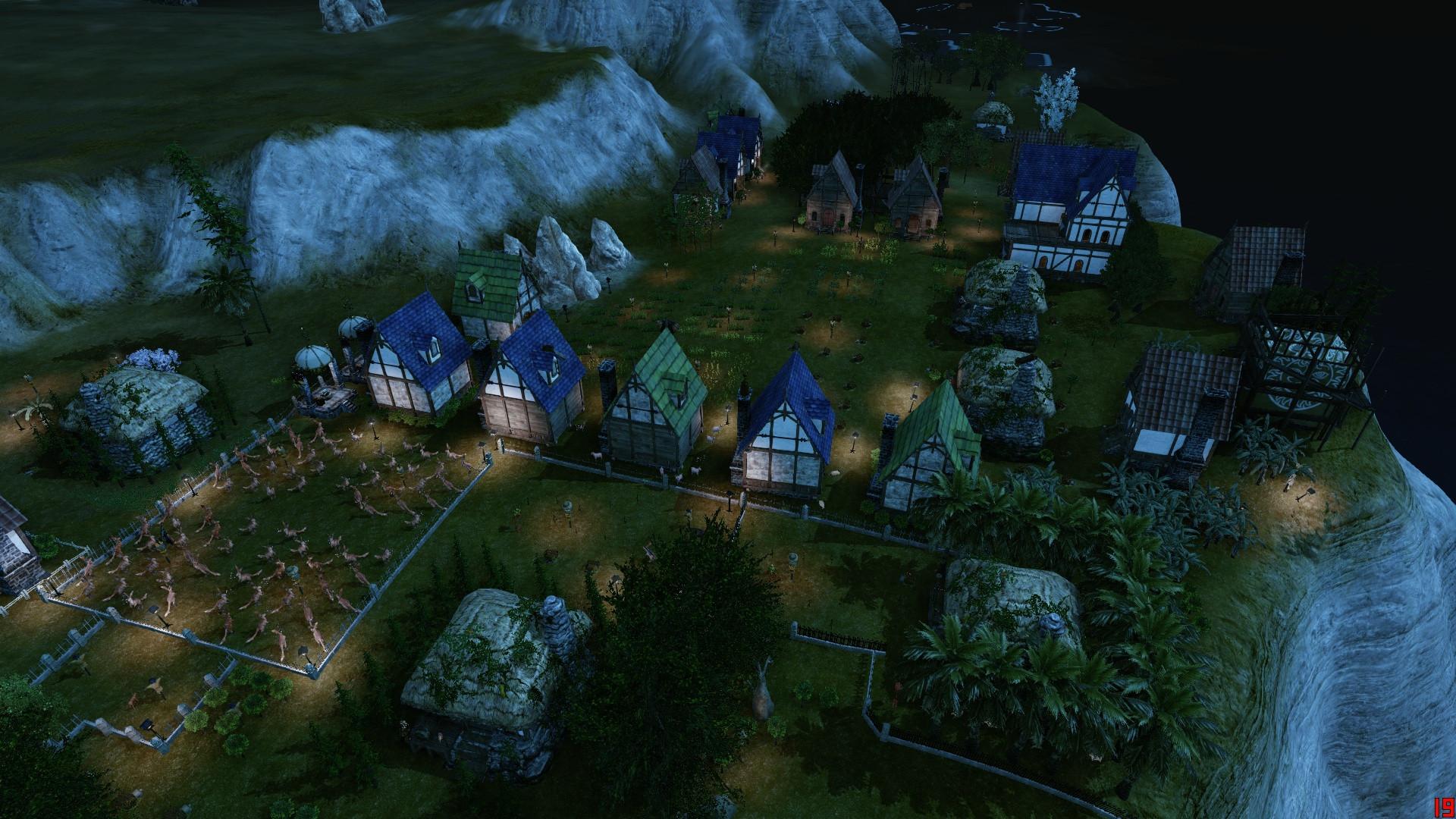 ArcheAge: Diese Gilde hat schon ein eigenes Dorf