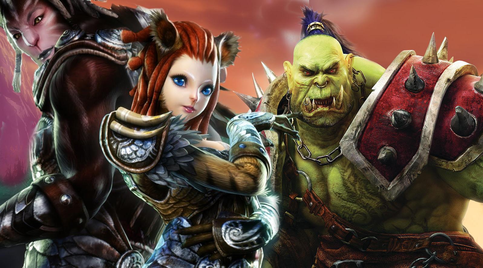 MMO Trends: ArcheAge nach World of Warcraft meistgespieltes MMO im Oktober
